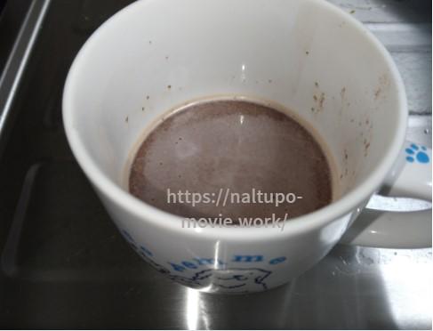 緑茶ミロの画像