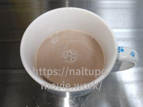 豆乳ミロの画像